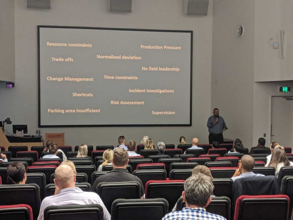 Incident Investigations Keynote Speaker Mark Alston